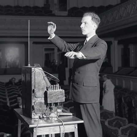 THEREMIN - OCTAVE SONORE